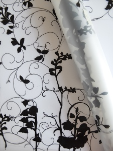 Isabella Pagnotta, hand drawings for table linen screen prints, inspired by The Secret Garden