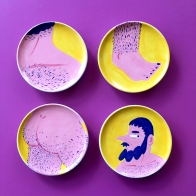 Fredrik Andersson - Decorative Plates